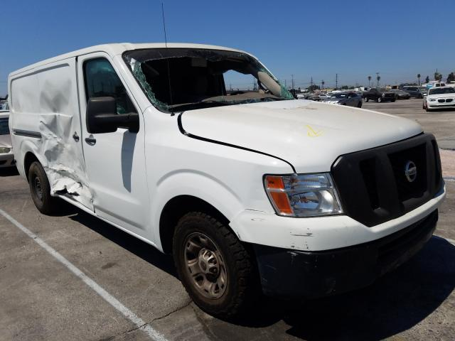 Nissan NV 1500 salvage cars for sale: 2014 Nissan NV 1500