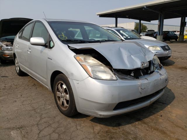 Salvage cars for sale from Copart Hayward, CA: 2008 Toyota Prius