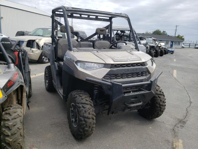 Salvage cars for sale from Copart Nampa, ID: 2018 Polaris Ranger XP