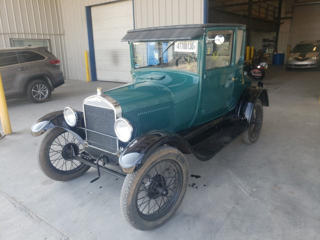 1927 FORD  MODEL-T