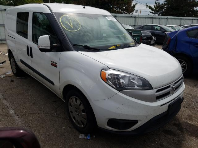 Salvage cars for sale from Copart Moraine, OH: 2017 Dodge RAM Promaster
