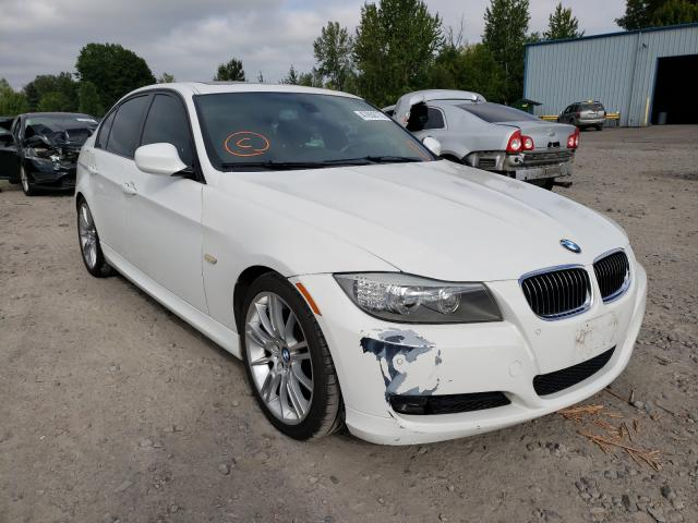 BMW salvage cars for sale: 2011 BMW 335 D