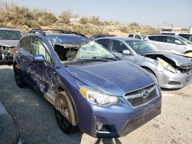Salvage cars for sale from Copart Reno, NV: 2016 Subaru Crosstrek
