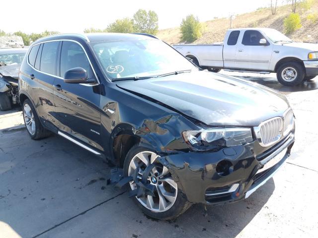 BMW Vehiculos salvage en venta: 2016 BMW X3 XDRIVE2