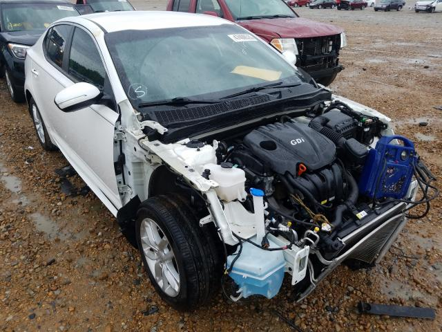 Salvage cars for sale from Copart Memphis, TN: 2012 KIA Optima LX