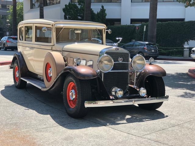 Cadillac salvage cars for sale: 1931 Cadillac Other