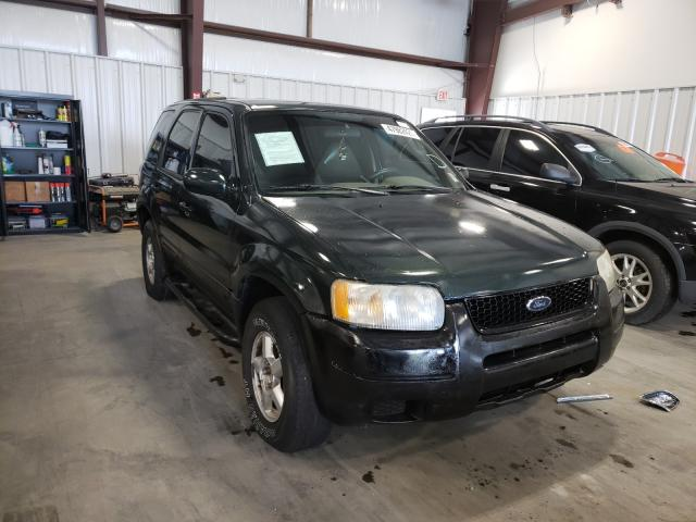 Ford Escape XLS Vehiculos salvage en venta: 2001 Ford Escape XLS