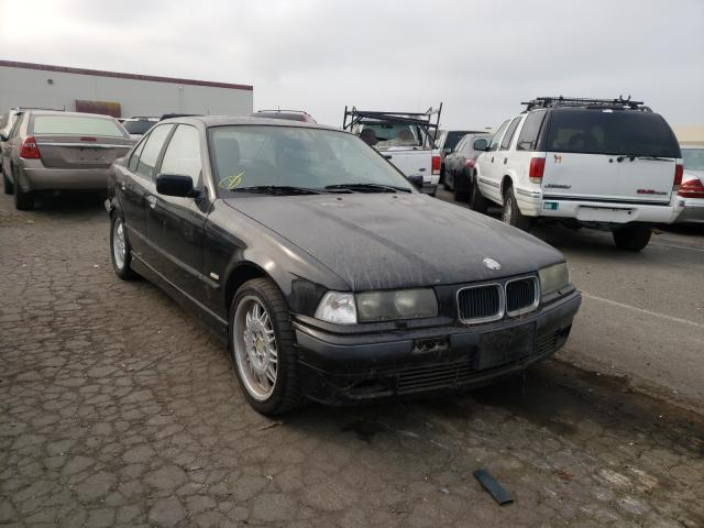 Salvage cars for sale from Copart Hayward, CA: 1997 BMW 328 I
