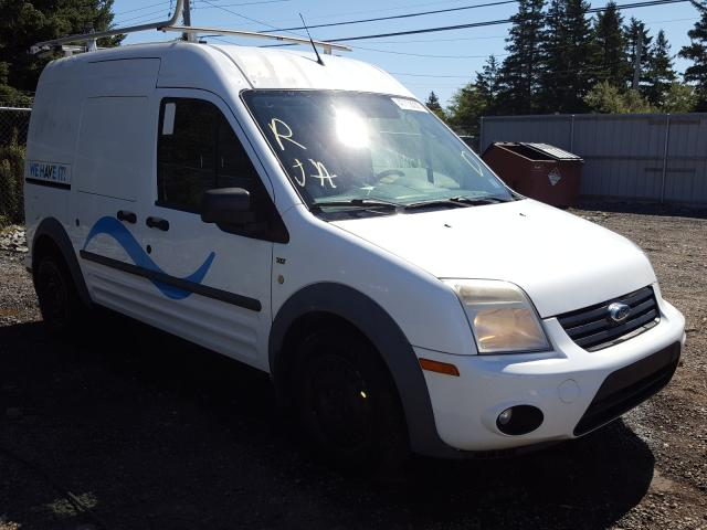 Salvage cars for sale from Copart Cow Bay, NS: 2010 Ford Transit CO