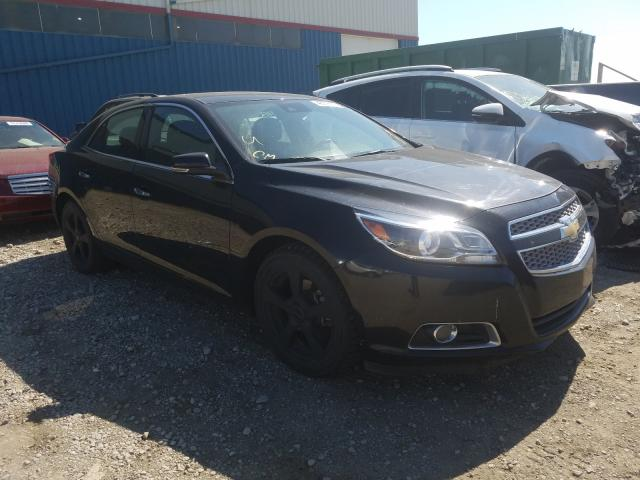 Chevrolet salvage cars for sale: 2013 Chevrolet Malibu LTZ