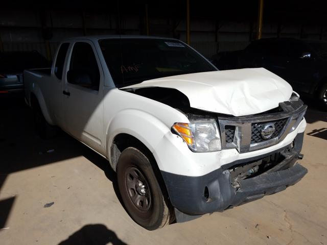 Nissan Frontier S salvage cars for sale: 2017 Nissan Frontier S