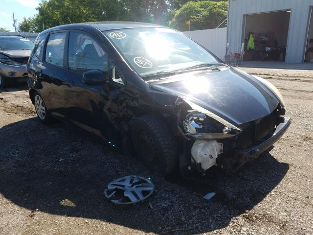 Salvage cars for sale from Copart London, ON: 2008 Honda FIT