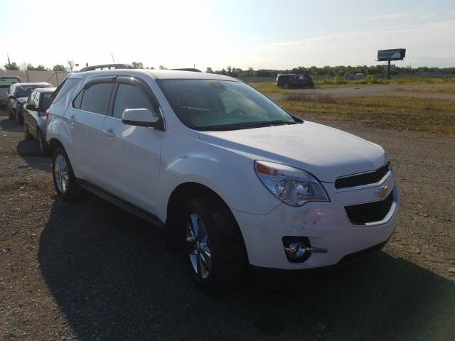 Salvage cars for sale from Copart Cicero, IN: 2013 Chevrolet Equinox LT