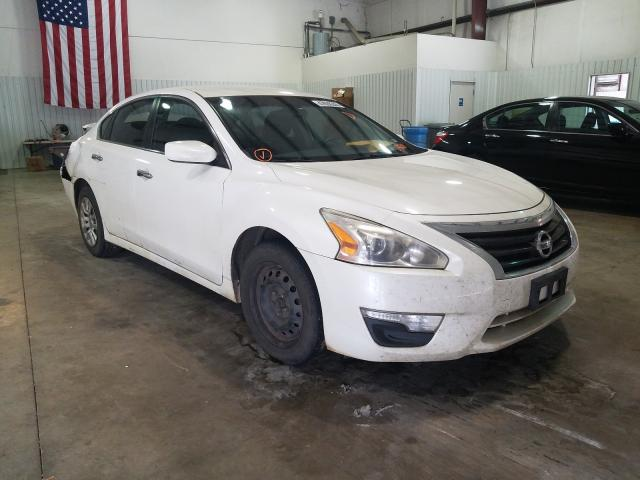 Salvage cars for sale from Copart Lufkin, TX: 2013 Nissan Altima 2.5