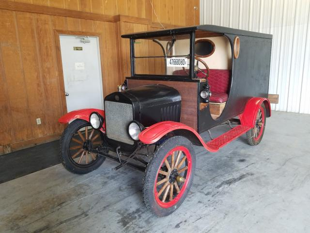 2020 FORD  MODEL-T