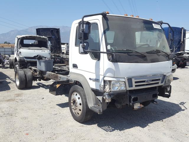 Ford Low Cab FO salvage cars for sale: 2006 Ford Low Cab FO