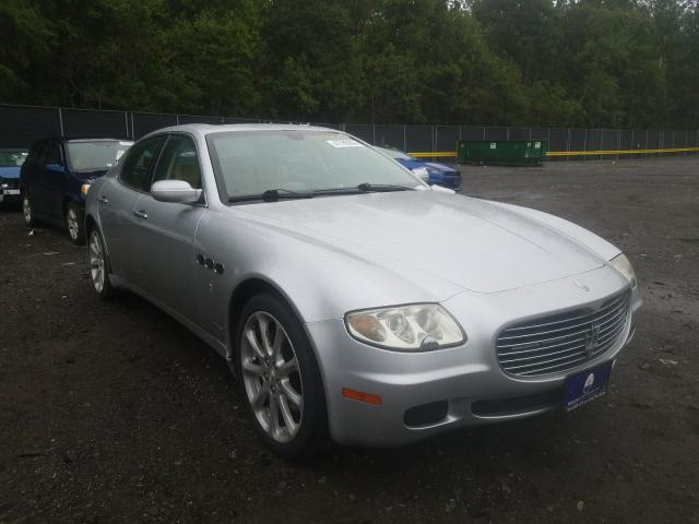 Maserati salvage cars for sale: 2006 Maserati Quattropor