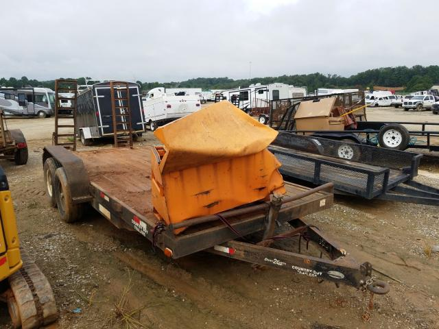Other Trailer salvage cars for sale: 2000 Other Trailer