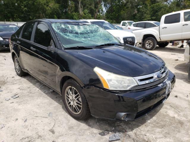 Salvage cars for sale from Copart Ocala, FL: 2010 Ford Focus SE
