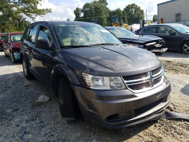 Salvage cars for sale from Copart Loganville, GA: 2015 Dodge Journey SE