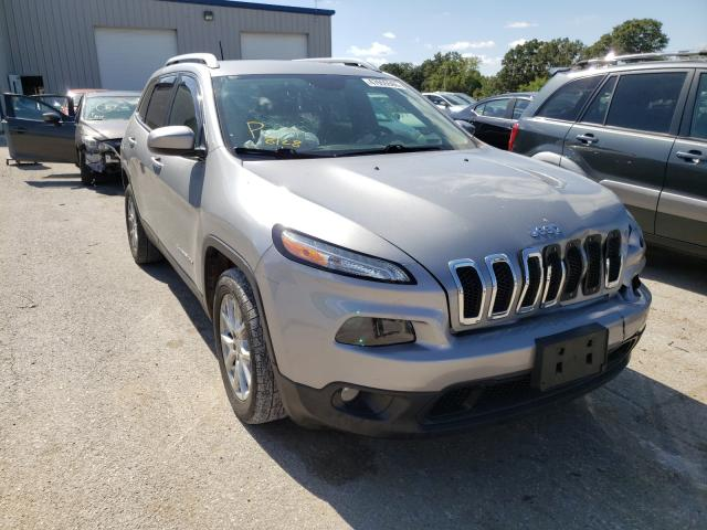 Salvage cars for sale from Copart Rogersville, MO: 2016 Jeep Cherokee L