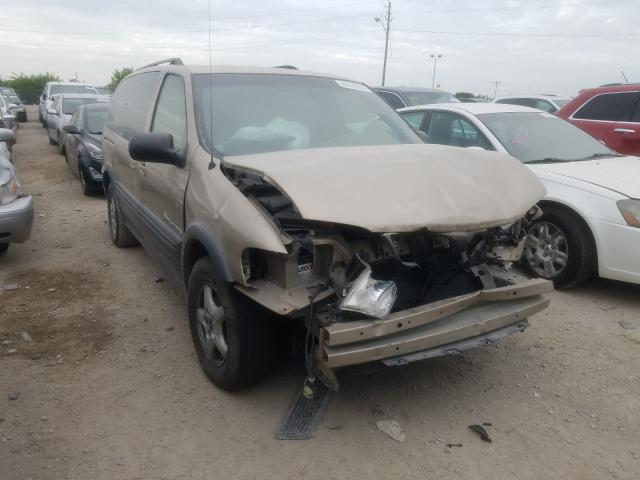 Pontiac Montana salvage cars for sale: 2005 Pontiac Montana
