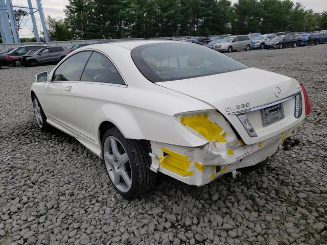 2013 Mercedes-Benz CL | Vin: WDDEJ9EB5DA031431