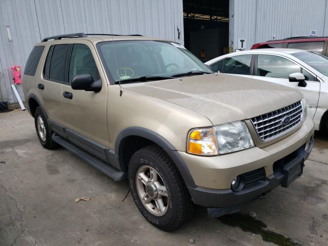 Salvage cars for sale from Copart Windsor, NJ: 2003 Ford Explorer X