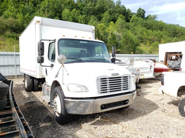 Salvage cars for sale from Copart Hurricane, WV: 2009 Freightliner M2 106 MED