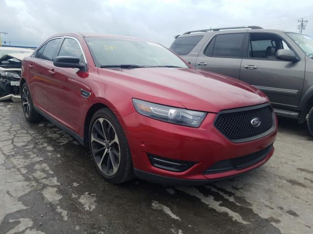 Ford Taurus SHO salvage cars for sale: 2014 Ford Taurus SHO