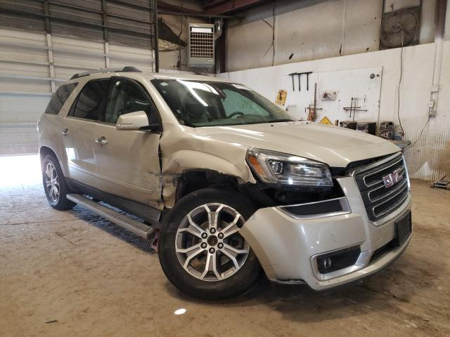 Salvage cars for sale from Copart Casper, WY: 2013 GMC Acadia SLT