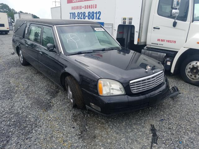 Cadillac Commercial salvage cars for sale: 2004 Cadillac Commercial