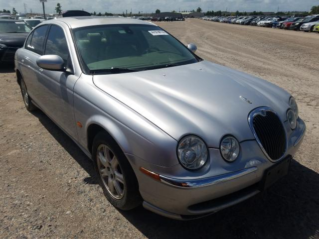 Jaguar salvage cars for sale: 2003 Jaguar S-Type