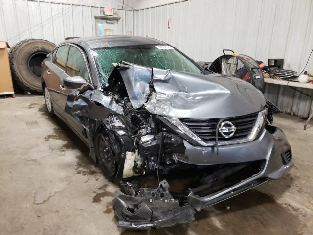 Salvage cars for sale at Conway, AR auction: 2017 Nissan Altima 2.5