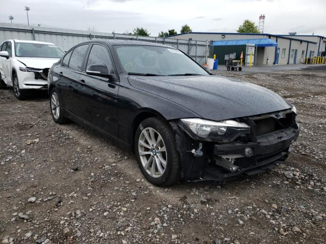 BMW salvage cars for sale: 2017 BMW 320 XI