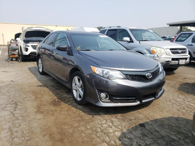 Salvage cars for sale from Copart Hayward, CA: 2012 Toyota Camry Base
