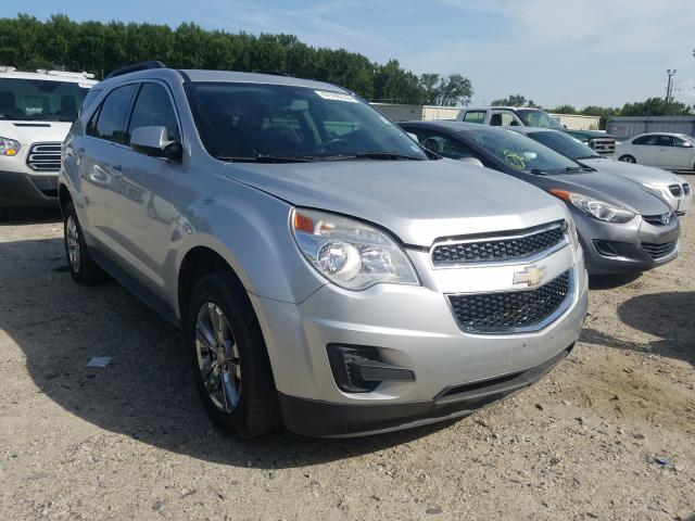 Salvage cars for sale from Copart Hampton, VA: 2010 Chevrolet Equinox LT