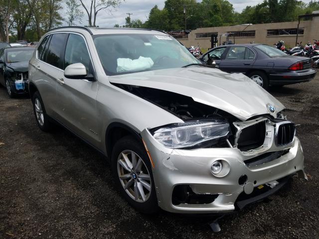 BMW Vehiculos salvage en venta: 2014 BMW X5 XDRIVE3