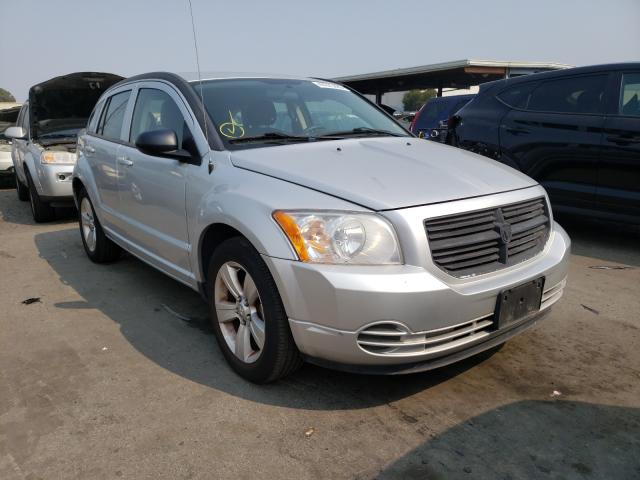 Salvage cars for sale from Copart Hayward, CA: 2010 Dodge Caliber SX