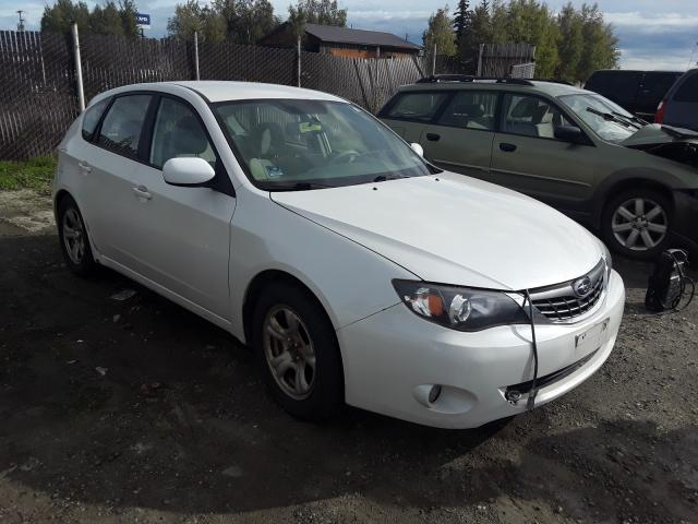 Subaru Impreza salvage cars for sale: 2008 Subaru Impreza