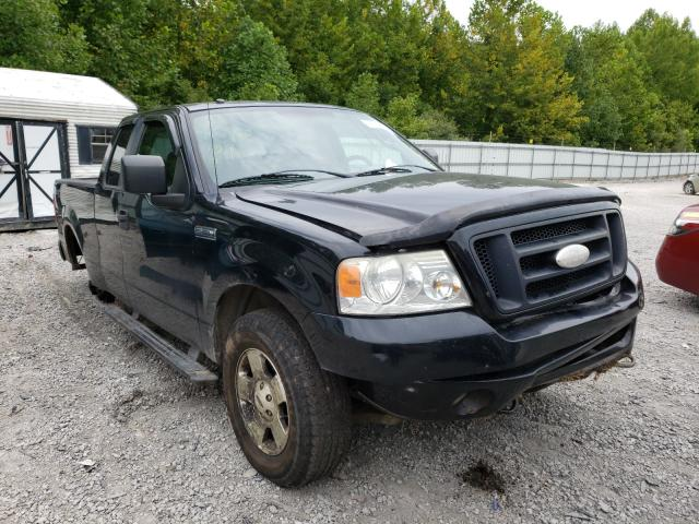 Salvage cars for sale from Copart Hurricane, WV: 2007 Ford F150
