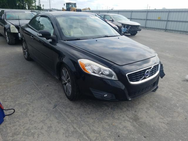 Salvage cars for sale from Copart Dunn, NC: 2012 Volvo C70 T5