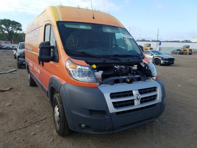 Dodge salvage cars for sale: 2015 Dodge RAM Promaster