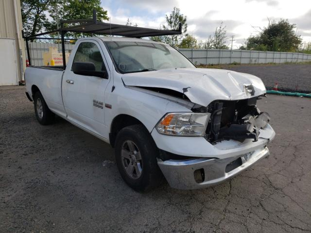 Salvage cars for sale from Copart Portland, OR: 2016 Dodge RAM 1500 SLT