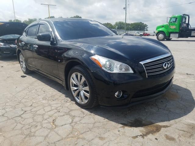 Infiniti salvage cars for sale: 2012 Infiniti M37 X