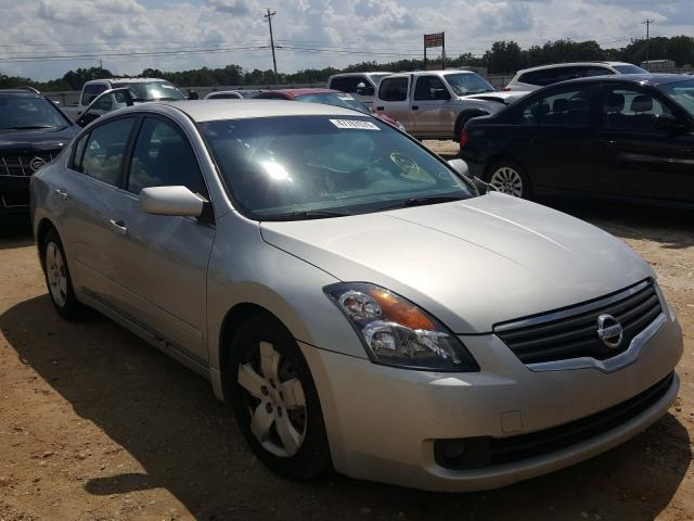 Salvage cars for sale from Copart Newton, AL: 2008 Nissan Altima 2.5