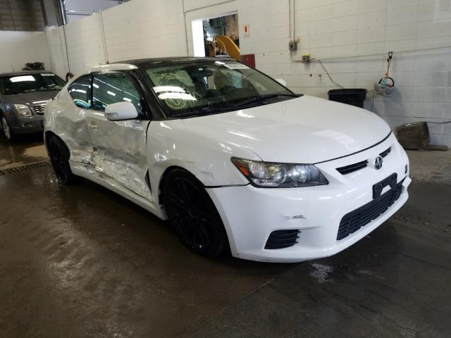 Salvage cars for sale from Copart Blaine, MN: 2011 Scion TC