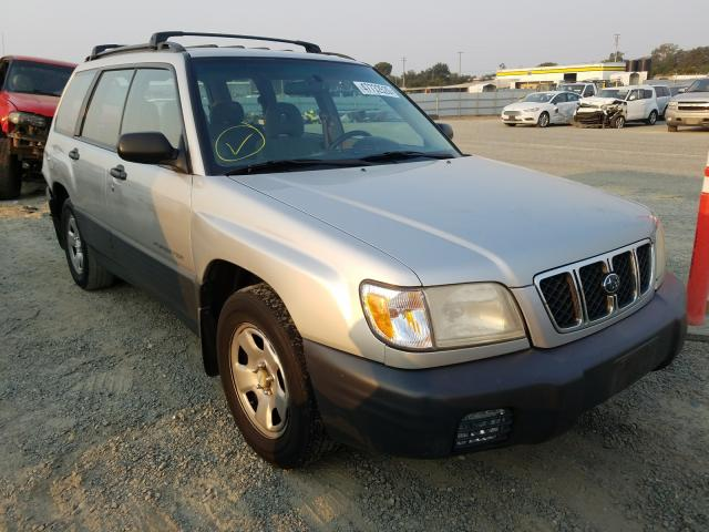 auto auction ended on vin jf1sf63501h708162 2001 subaru forester l in ca antelope autobidmaster