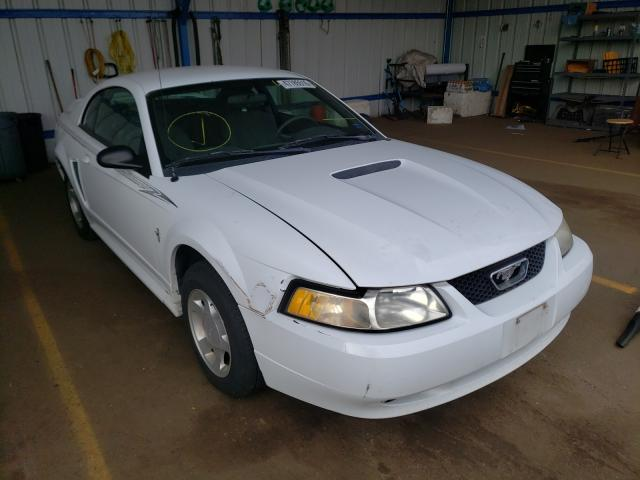 Salvage cars for sale from Copart Colorado Springs, CO: 2000 Ford Mustang