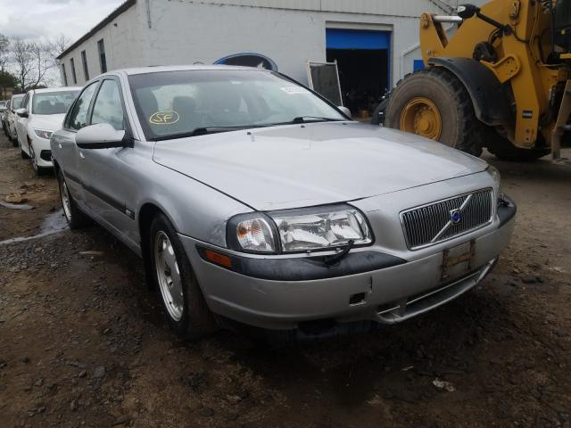 Salvage cars for sale from Copart Hillsborough, NJ: 2001 Volvo S80